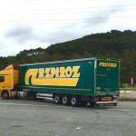 Entrega unidades nuevas a Transportes Azpiroz