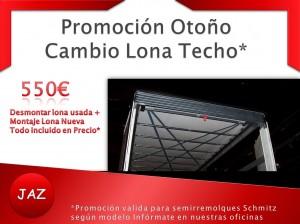 Promocion Techos